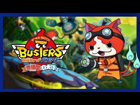Yo-kai Watch Busters - Sortie Européene proche ?!