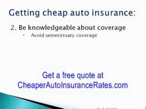 (No Car Insurance In Florida) Find *CHEAPER* Auto Insurance
