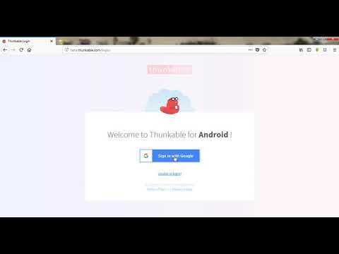 How to create thunkable register or login activity - How to make Android application -Bangla