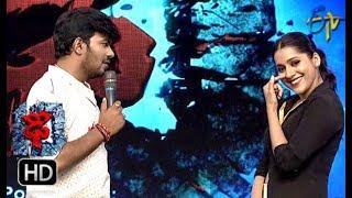 Sudheer Propose To Rashmi   Funny Task   Dhee 10   23rd May 2018   ETV Telugu