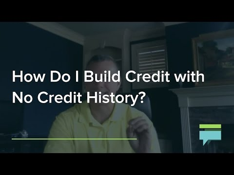 How Do I Build Credit with No Credit History? - Credit Card Insider