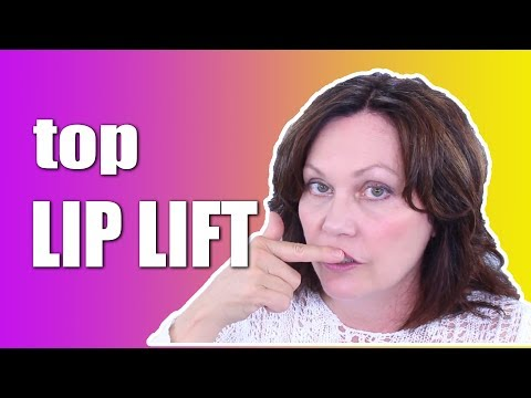 How to Lift Your Top Lip with Facial Exercise | FACEROBICS®