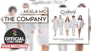 The Company — Akala Mo [Official Lyric Video]
