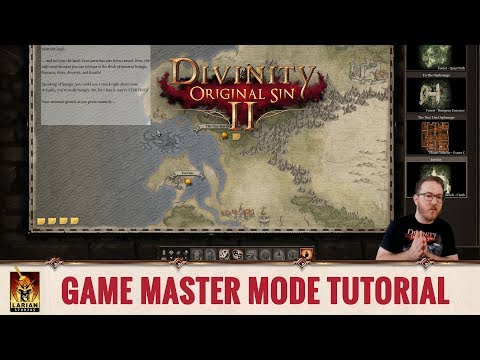 Divinity: Original Sin 2 - Game Master Mode Tutorial