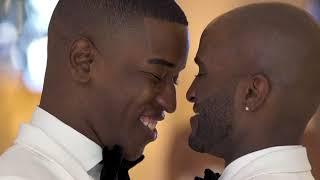 Gay Black Couple Make Dream Wedding A Reality