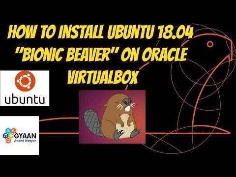 How to Install Ubuntu 18.04