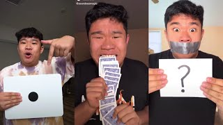 Try Not to Laugh SeanDoesMagic Tik Tok Videos - Funniest SeanDoesMagic TikTok Magic Tricks 2021