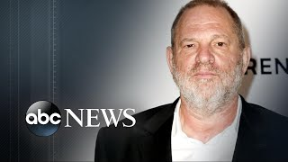 Harvey Weinstein resigns from the Weinstein Co.
