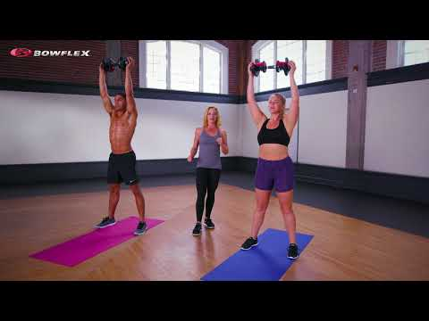 Dumbbells And Bodyweight: Dynamic Push Workout