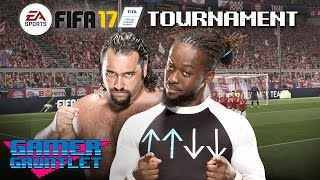 FIFA 17 Tournament Rd. 2: Kofi Kingston vs. Rusev — Gamer Gauntlet