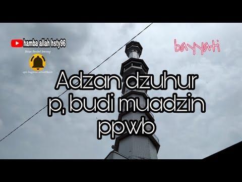 Muadzin Adzan Dzuhur