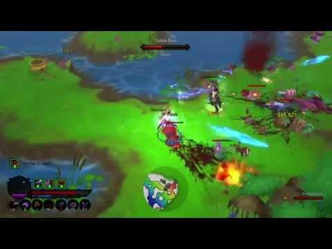 Diablo III: Hidden Pony level on Xbox One / PS4
