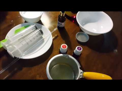 DIY Lotion with ScentSync Lotion Base & Essential Oils