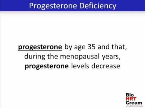 Do you have Estrogen Dominance?  Discover the symptoms and how Natural Progesterone can help.