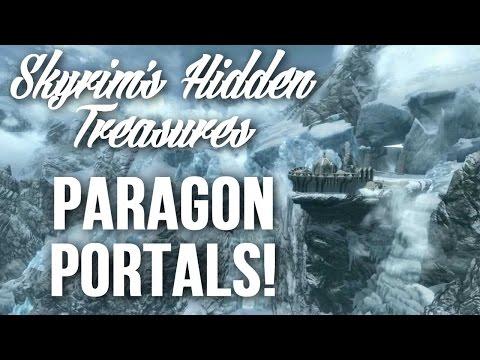 Skyrim's Hidden Treasures - Paragon Portals