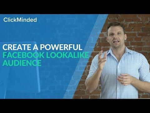 Facebook Lookalike Audiences: How to Create a Lookalike Audience in 5 Minutes (2018)