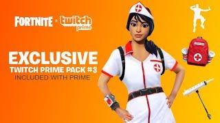 Fortnite Twitch Prime 3 Fake Videos 9tube Tv