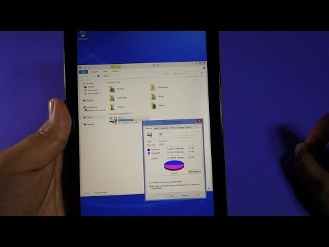 Dell Venue 8 Pro - Free Space Available & SD Card