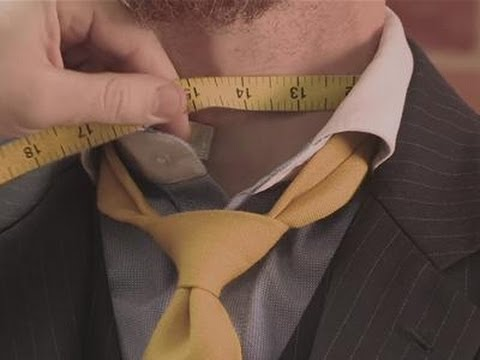 How to: suit measurement