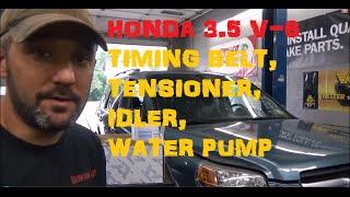 Honda Timing Belt 35 J35 Pilot Odyssey Ridgeline
