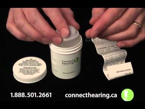 Hearing Aid Dehumidifier