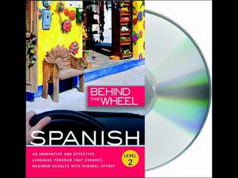 Behind the Wheel--Spanish 2--Audiobook Excerpt
