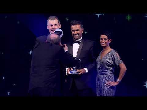 English Tea Shop win National Business Award