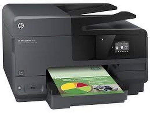 HP OFFICEJET PRO 8610 All-in-one Printer Scanner Copier Fax