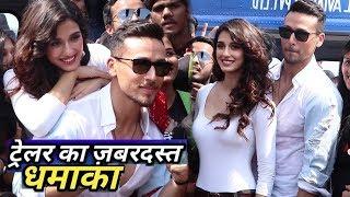 Baaghi 2 Official Trailer Launch   Tiger Shroff   Disha Patani   Sajid Nadiadwala   Ahmed Khan