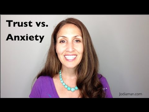 How To Deal With Anxiety and Trust Issues