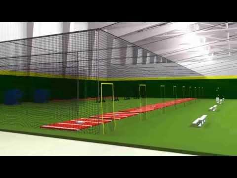 Baseball Facility and Batting Cage Construction & Installation