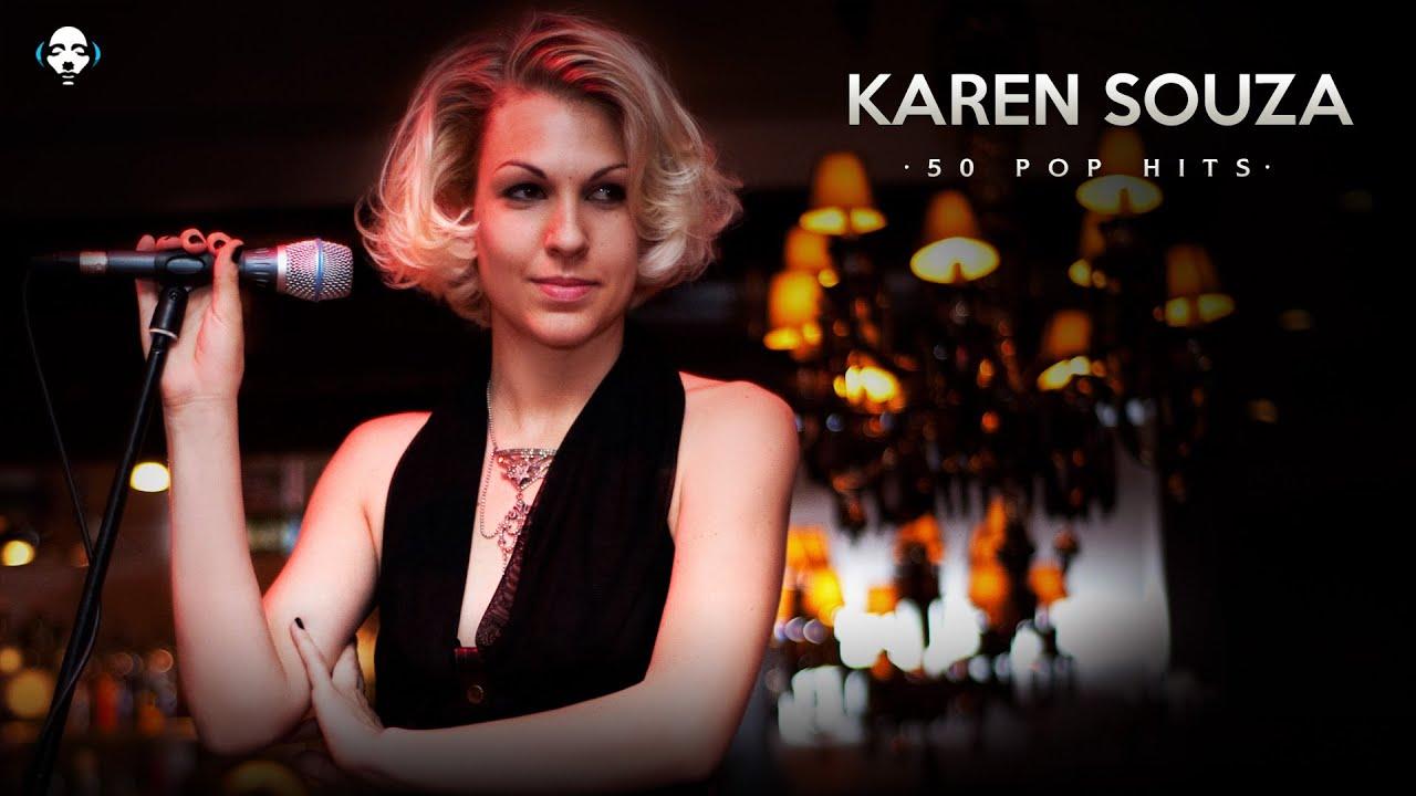 Karen Souza - My Favorite Covers - 50 Pop Hits