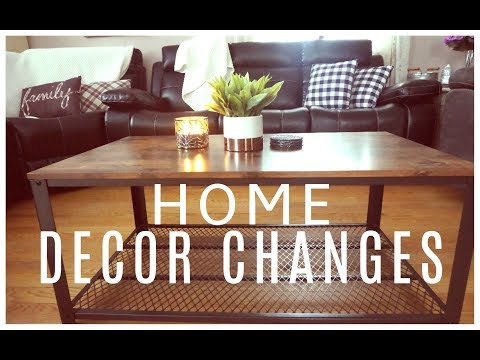 Farmhouse Home Decor Changes & Updates   Where Everything Was Purchased From