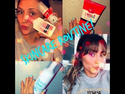 SKINCARE ROUTINE! | Mia Needles