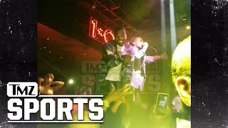 Adrien Broner Went Clubbing Night After Vicious K.O. | TMZ Sports