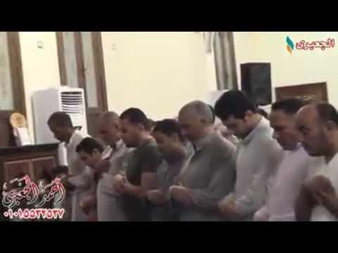 القارئ مصطفى اللاهوني مقطع من تراويح رمضان ١٤٣٩