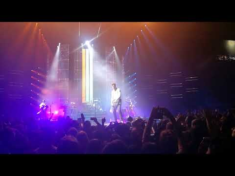 Imagine Dragons - Believer live at The O2 Arena London - 01 March 2018