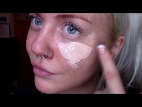 FULL COVERAGE FOUNDATION - For many freckles (Infallible 24-Matte)