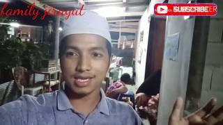 jirayut suka makan kayak gini semasa di kampung