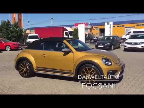 Volkswagen The New Beetle Cabriolet DUNE