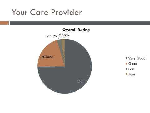 Patient Satisfaction Survey Results