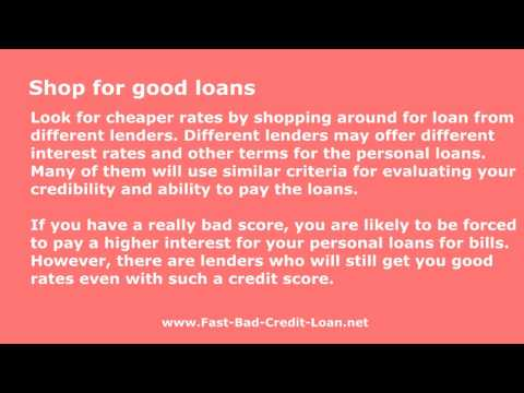 How To Get A $1500 Small Personal Loan To Catch Up On Bills