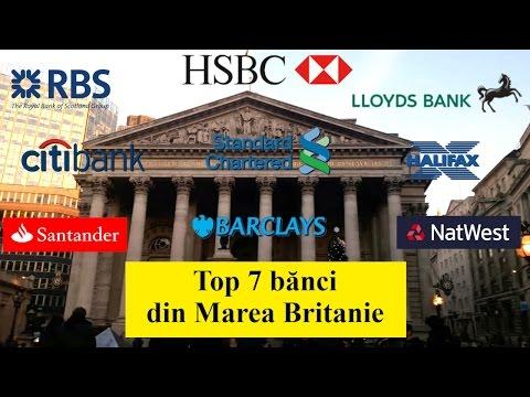 Ep.16 - Top 7 banci din Marea Britanie - Un moldovean in Londra