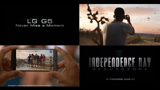 LG G5 -  Independence Day: Resurgence