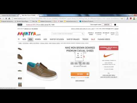 How to Use Myntra Coupons from CouponYar