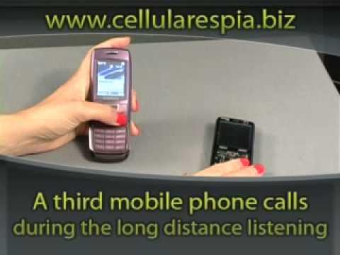 Spy Mobile - 3 Long Distance Listening