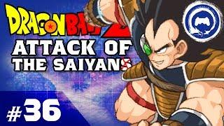 Dragon Ball Z Attack of the Saiyans Part 36   TFS Plays
