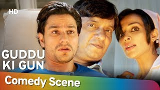 Guddu Ki Gun - Best Comedy Scene - कुणाल खेमू हिट्स कॉमेडी - Shemaroo Bollywood Comedy