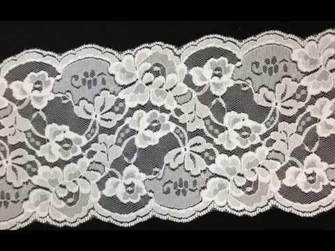 lace trim white 5 inch  hometex ca  C 5 822 80 70