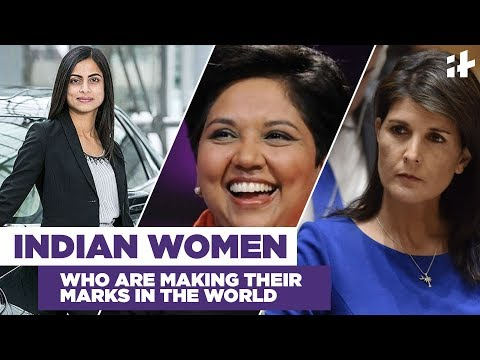 Indiatimes - Indian Women Who Are Making Their Marks In The World